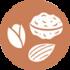 Frutta a guscio - Ristorante L'Oasi - Olevano Romano